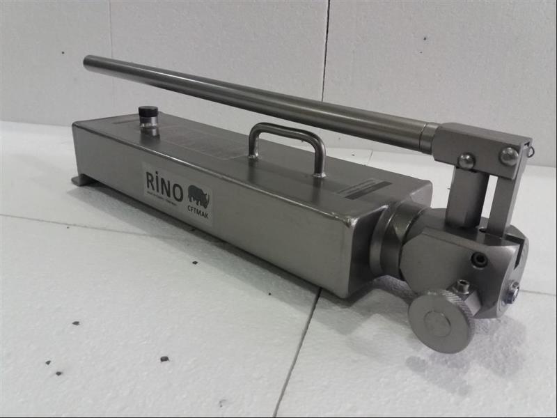 700 bar, 350 cc, 3//8, para cilindros hidr/áulicos de 4 y 10 toneladas NPT Bomba hidr/áulica de mano
